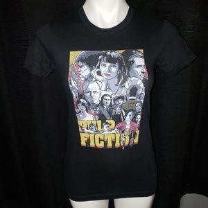 Pulp Fiction movie t shirt